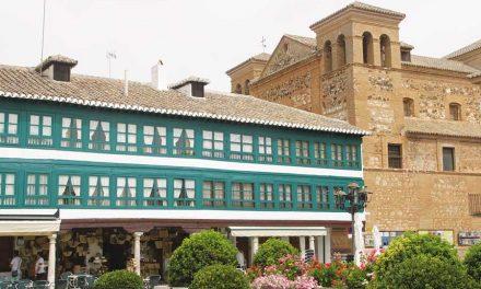 Convento de San Agustín, Almagro