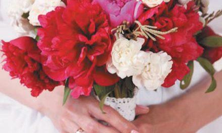 La tradición del ramo de la novia