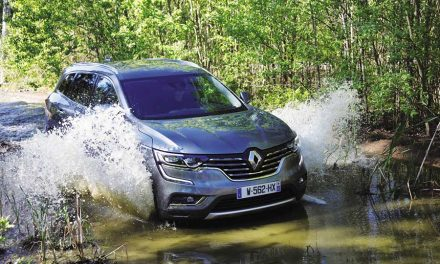 Nuevo Renault Koleos: un SUV de gama alta para Europa