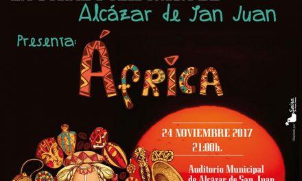 'África', el apasionante musical de la Coral Polifónica de Alcázar de San Juan con motivo de Santa Celicia