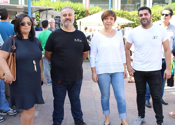 Alcázar celebró su II Fiesta de la Cerveza