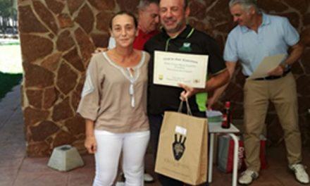 Gran jornada de golf en el I Torneo Mostos Españoles