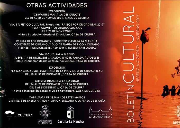 El Auditorio de Herencia estrena nueva temporada con 12 espectáculos de estilos diferentes