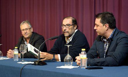 Vicente Amat presenta 'Días de caza, campo y fogones'