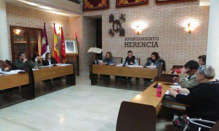 El Pleno del Ayuntamiento de Herencia  aprueba el presupuesto municipal del año 2018