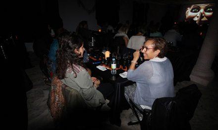 Primera noche de Hallowine por los vinos DO La Mancha