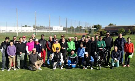 II Torneo de Golf Talleres Lomas Olmo «New Holland»