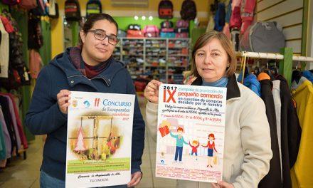 El pequeño comercio de Argamasilla de Alba repartirá estas navidades 1.300 euros en premios