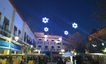 La Navidad llega a Herencia con el encendido de las luces