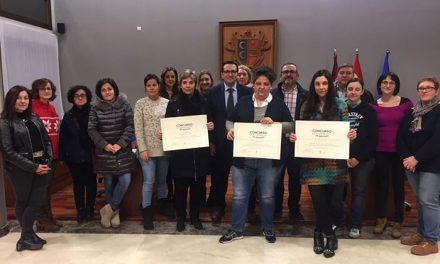 Entregados los premios del I Concurso de Escaparates de Navidad en Campo de Criptana
