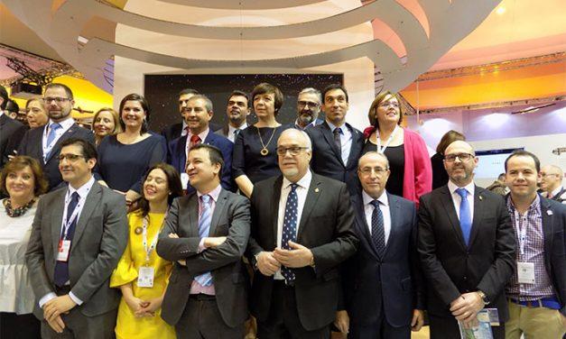 Caballero destaca la unidad y colaboración de todos para que Ciudad Real haya sido la más dinámica de Castilla-La Mancha en materia de turismo