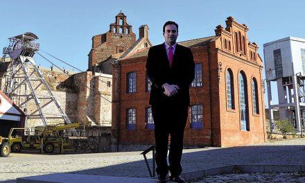 Isidro Javier Zapata Romero, Presidente de Minas de Almadén, MAYASA