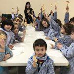 La Concejalía de Educación promociona el consumo de frutas entre los más pequeños