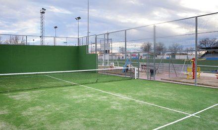Más de 317.000 euros invertidos en las instalaciones deportivas