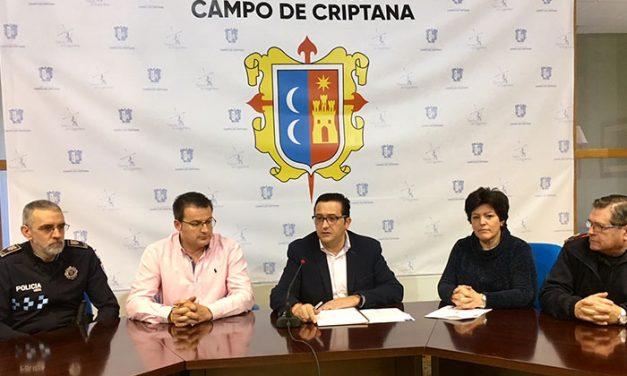 El Ayuntamiento dotará con una ambulacia míxta y nuevo material a la agrupación local de Protección Civil