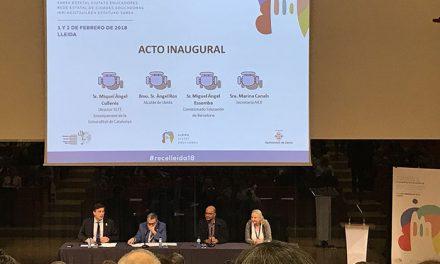 Alcázar de San Juan participa en la Asamblea de la Red Estatal de Ciudades Educadoras