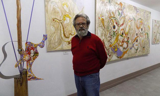 S. Morillo vuelve a sus raíces pedroteñas con afán de seguir investigando y mostrar su obra