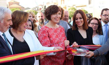 Alcázar inicia la XII edición de la Feria de los Sabores