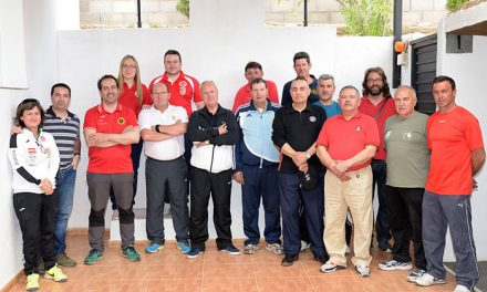"""El Alonso Quijano de Argamasilla de Alba celebró su II Open de Tiro Olímpico """"El Lugar de La Mancha"""""""