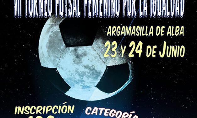 Abierto el plazo de inscripciones para el VII Torneo de Fútbol Sala Femenino por la Igualdad