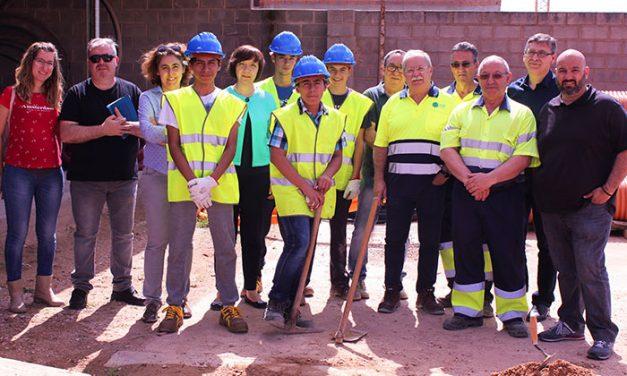 Con el curso de fontanería industrial finalizan los talleres de orientación socio-laboral de Ayuntamiento y Cruz Roja