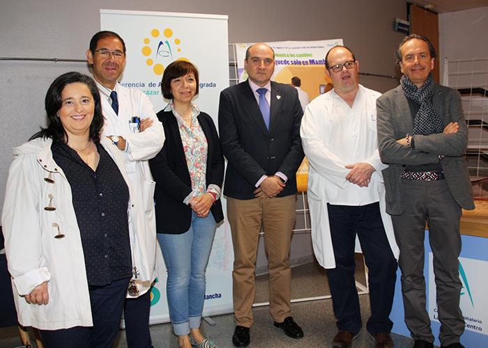 El Hospital Mancha Centro de Alcázar de San Juan homenajea a su Enfermería divulgando la actividad científica de sus profesionales
