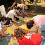 Herencia engalana sus calles para la La festividad del Corpus Christi