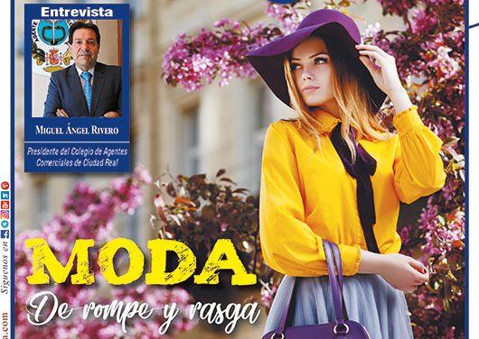 Ayer & hoy – Zona Mancha – Revista Mayo 2018