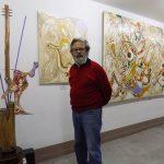 S. Morillo abre su propia sala de exposiciones en Pedro Muñoz con la colección 'Otros Horizontes'