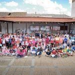 142 escolares han participado en las X Jornadas de Educación Vial Escolar de Argamasilla de Alba