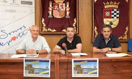 El Embalse de Peñarroya acogerá el I Campeonato de CLM Open de Aguas Abiertas