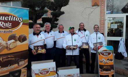 IV jornada de la V liga senior de Castilla-La Mancha