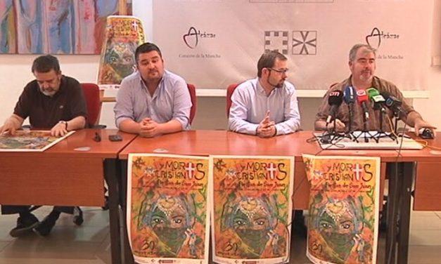 Se ha presentado el programa de las fiestas de Moros y Cristianos de Alcázar de San Juan