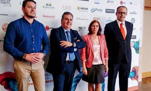 """El concejal de Promoción económica recordó durante la presentación que la ciudad es """"epicentro de la industria agroalimentaria en la región"""""""