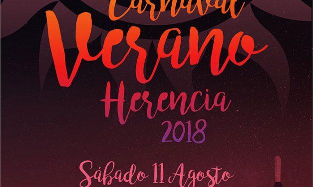Herencia celebra el único Carnaval de Verano en la región