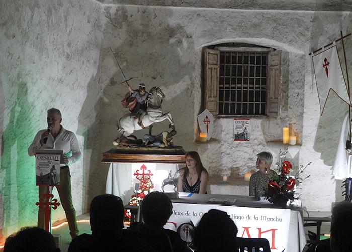 Presentación de la Asociación Histórica-Cultural COSMAN