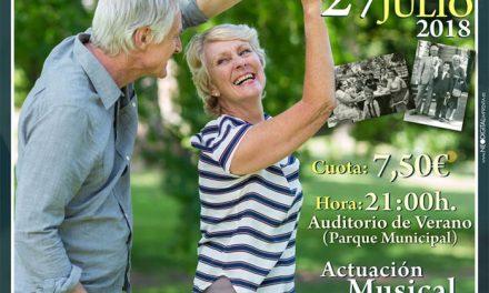 El Ayuntamiento de Herencia mantiene su compromiso con la Cena de Gala para conmemorar el Día de los Abuelos