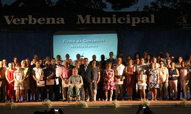 El Ayuntamiento convenía cerca de un millón de euros con el tejido asociativo de Campo de Criptana
