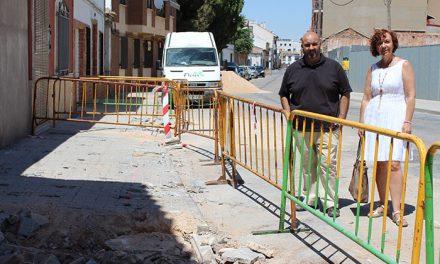 El Ayuntamiento de Alcázar de San Juan continúa con las mejoras y mantenimiento de la ciudad