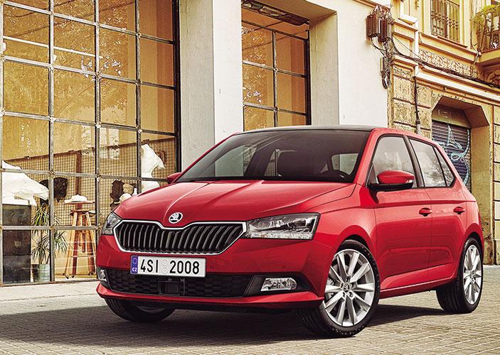 El renovado Škoda Fabia llega a España