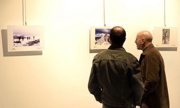 Zancajos resume en una exposición fotográfica seis años de senderismo