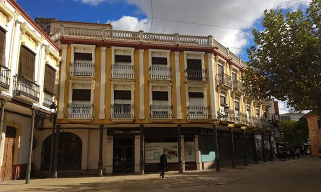 Adjudicadas las obras de remodelación de la Plaza de España