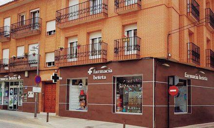Farmacia Antonio Beteta, Pedro Muñoz