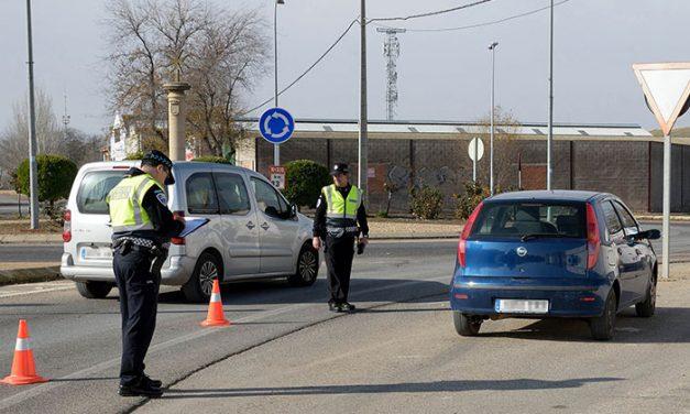 Durante esta semana la Policía Local de Argamasilla de Alba aumentará los controles de alcohol y drogas entre los conductores