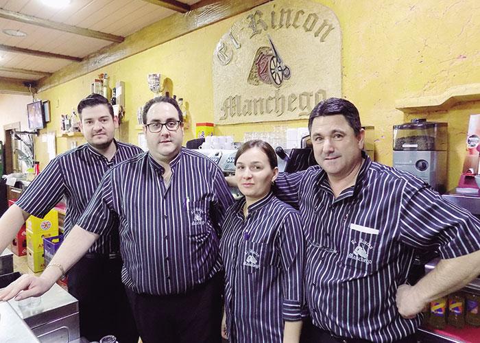 Bar-restaurante El Rincón Manchego