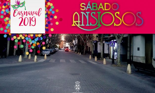 """La celebración de """"El Sábado de los Ansiosos"""" cambia de ubicación de manera excepcional"""