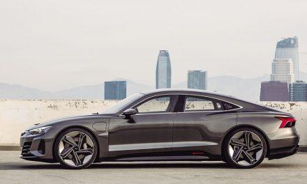 Nace una estrella: Audi E-Tron GT Concept