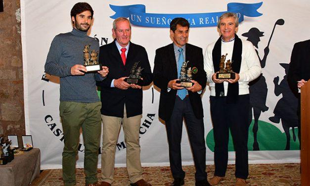 Gala del Golf de la Federación de Castilla-La Mancha