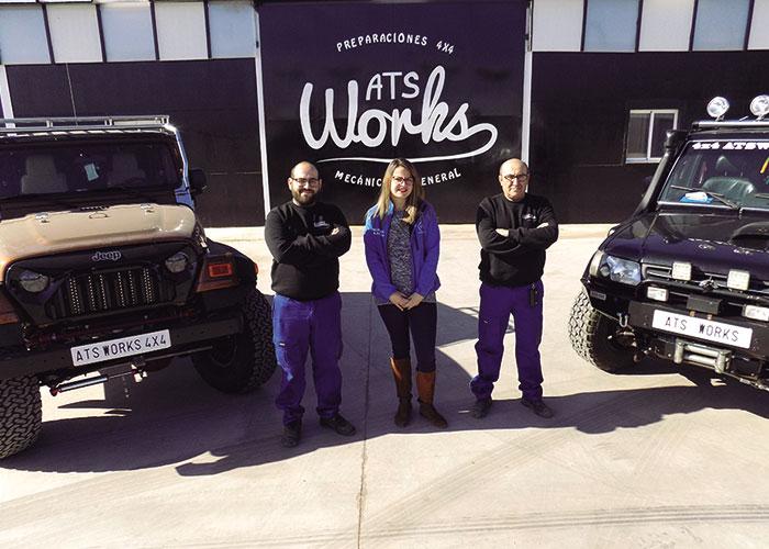 Ats Works, especialistas en todoterrenos 4X4 en Alcázar