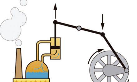 La máquina de vapor, el invento del siglo XVIII